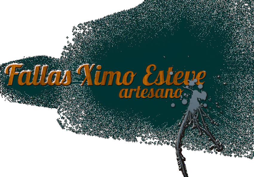 Fallas Ximo Esteve Logo HD